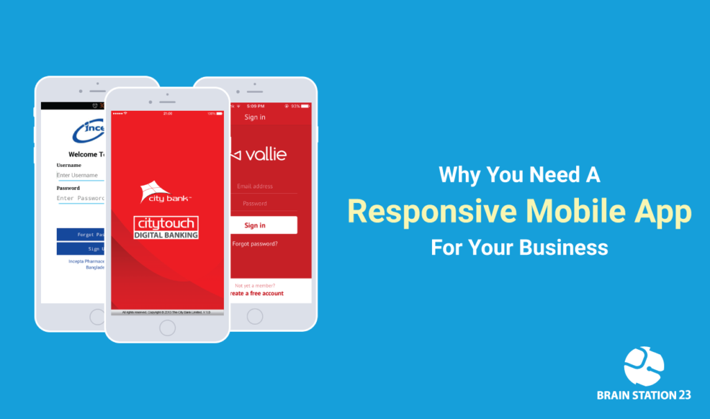 Native Mobile Apps for Your Progressive Online Business