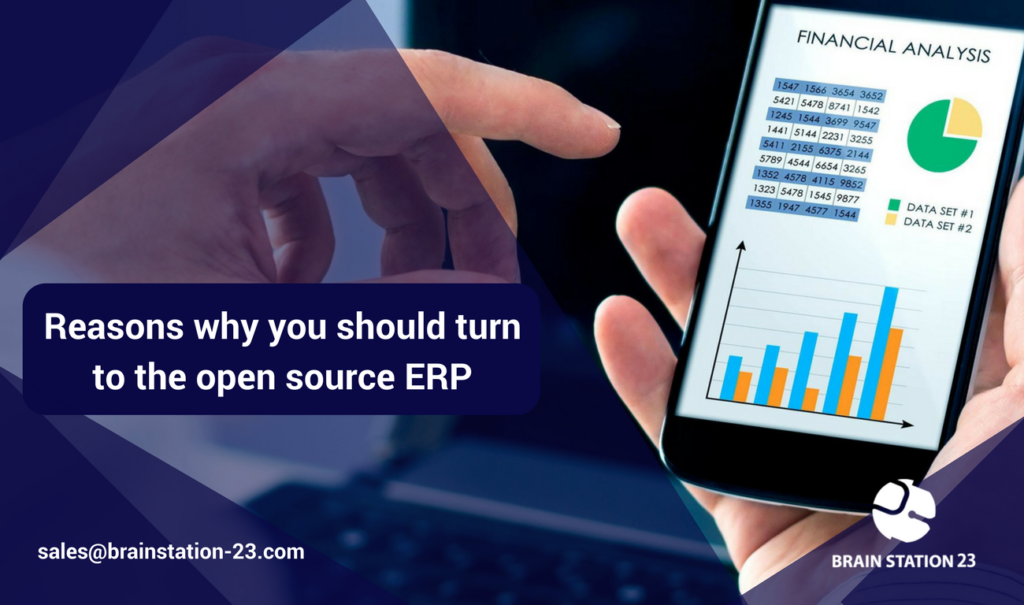 Reasons Why You Should Turn to the Open Source ERP