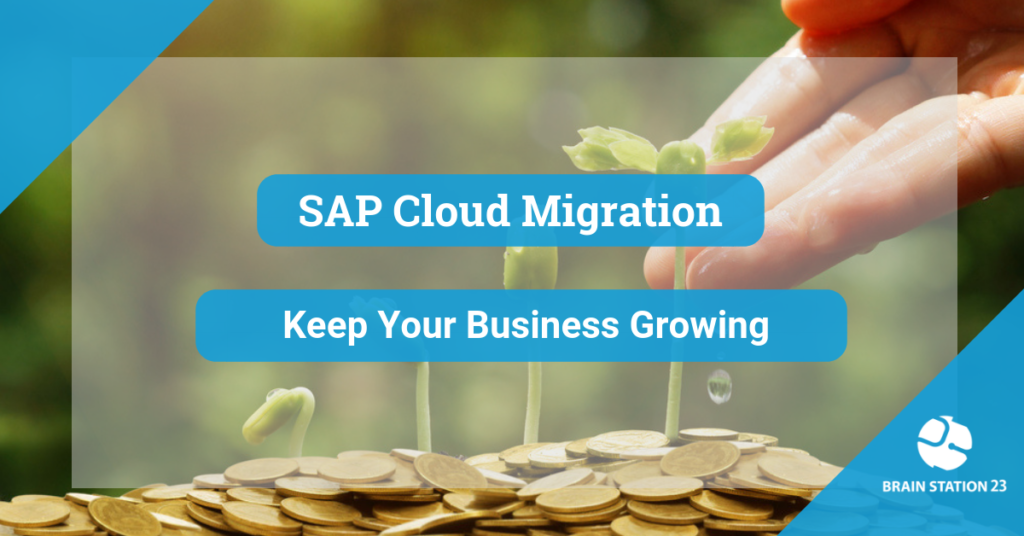 SAP Cloud Migration – Keep Your Business Growing