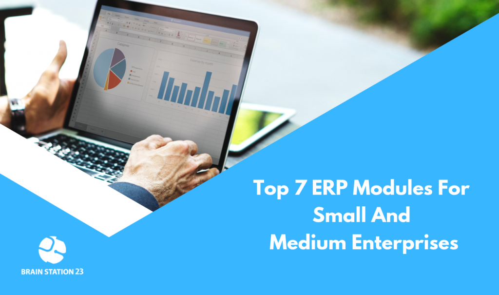 Top 7 On-Demand ERP Modules for Small and Medium Enterprises