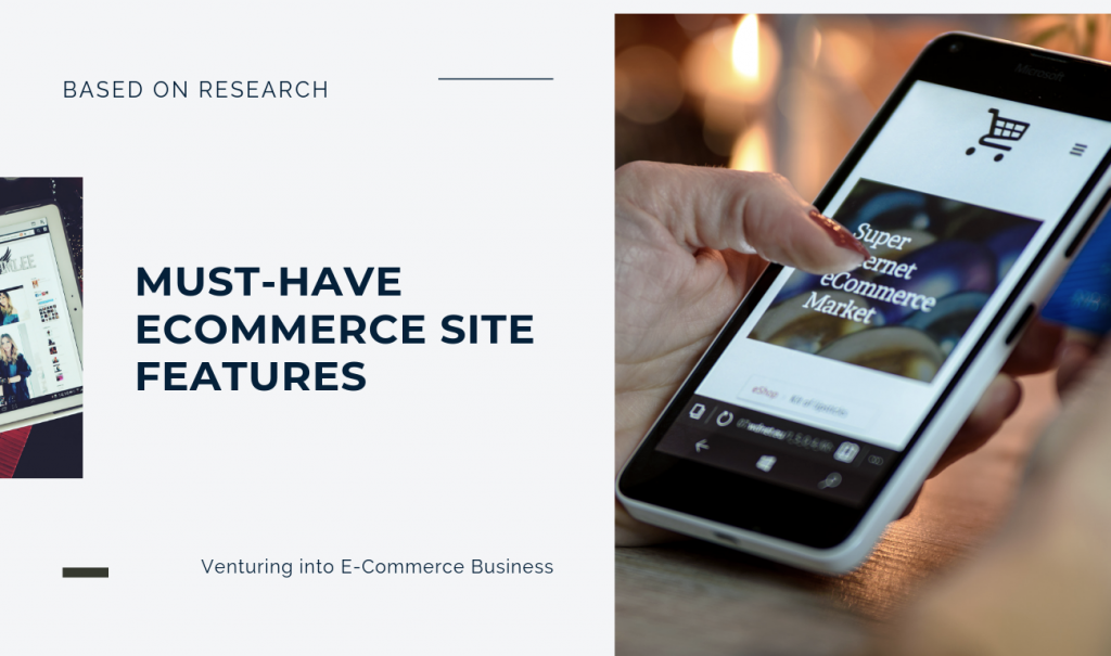 2019 Essential Ecommerce Features for Ecommerce Sites