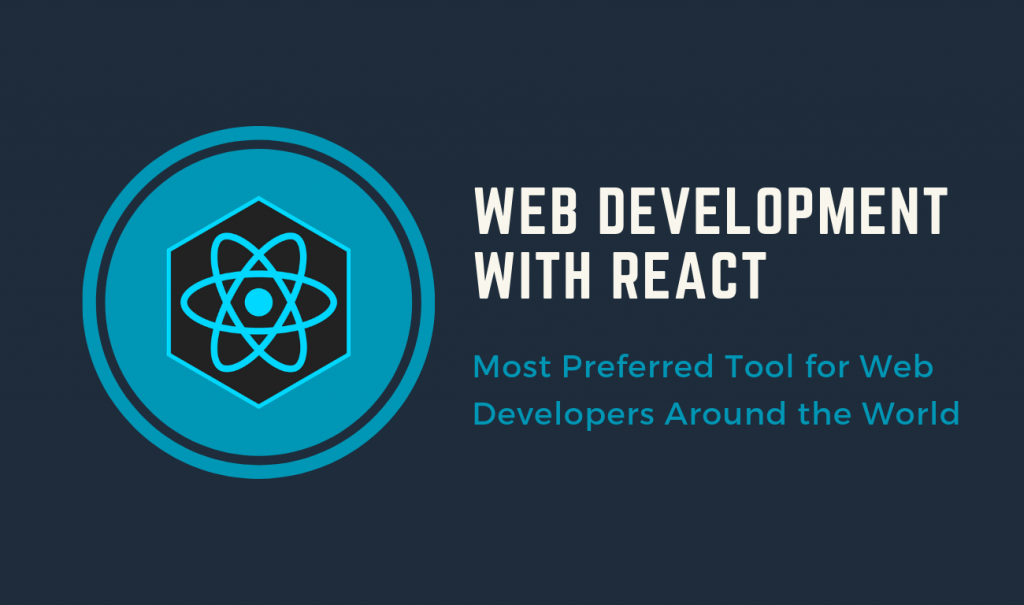 React for Web Development: Most Preferred Tool for Web Developers Around the World